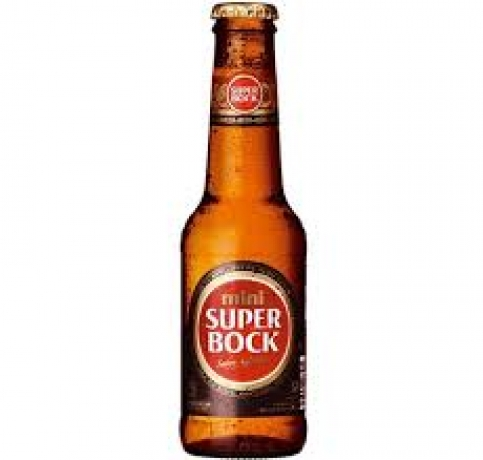 Cerveja Super Bock Mini (Abre Facil) 24 X 25 Cl